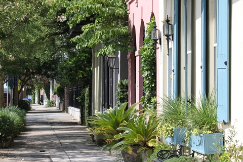Charleston Sidewalk